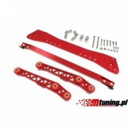 Zestaw Zawieszenia Tył wahacze Honda Civic 92-95 Red